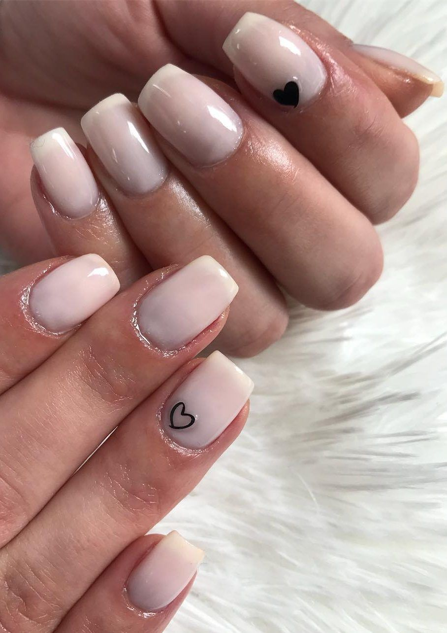 43 Colorful Winter Nail Models And Care Page 7 Of 42 Nails