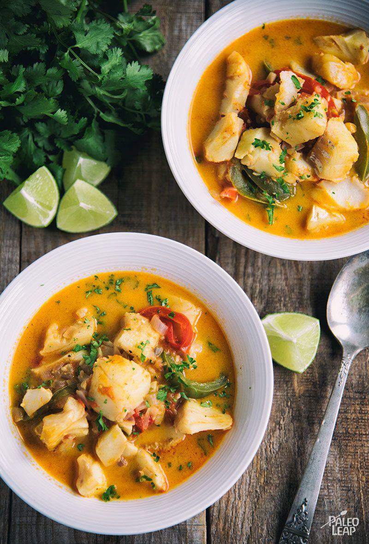 Brazilian-Style Fish Stew #seafoodstew