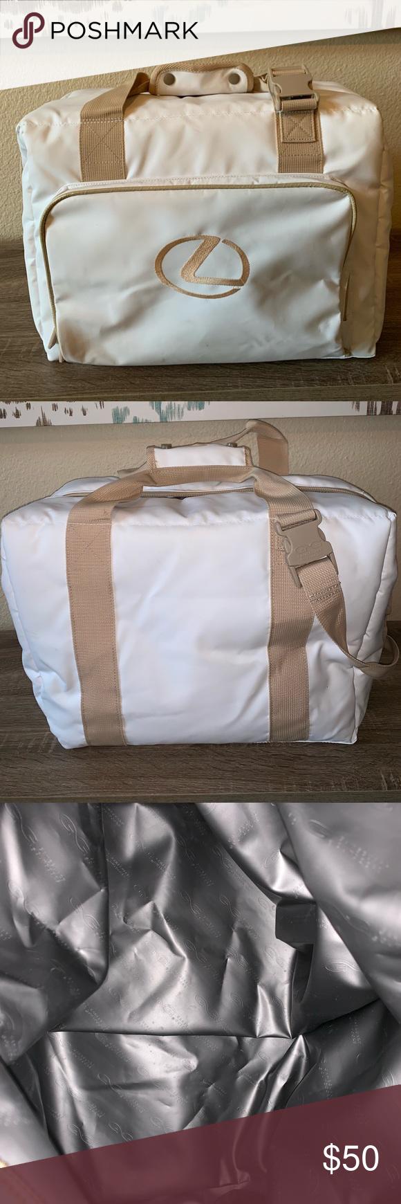 Gameguard Cooler Bag With Lexus Monogram Cooler Bag Bags Monogram
