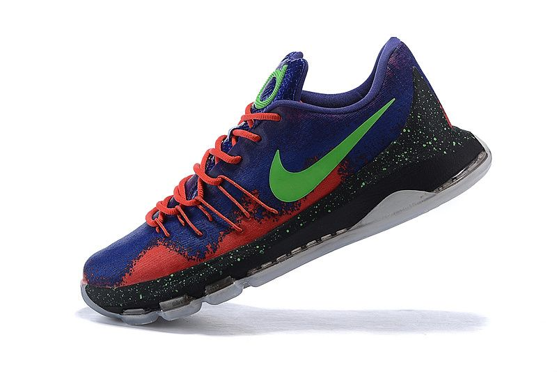 on sale c7410 cb263 2016-2017 Sale KD 8 VIII ID Spray Paint Hyper Grape Crimson Poison Green New