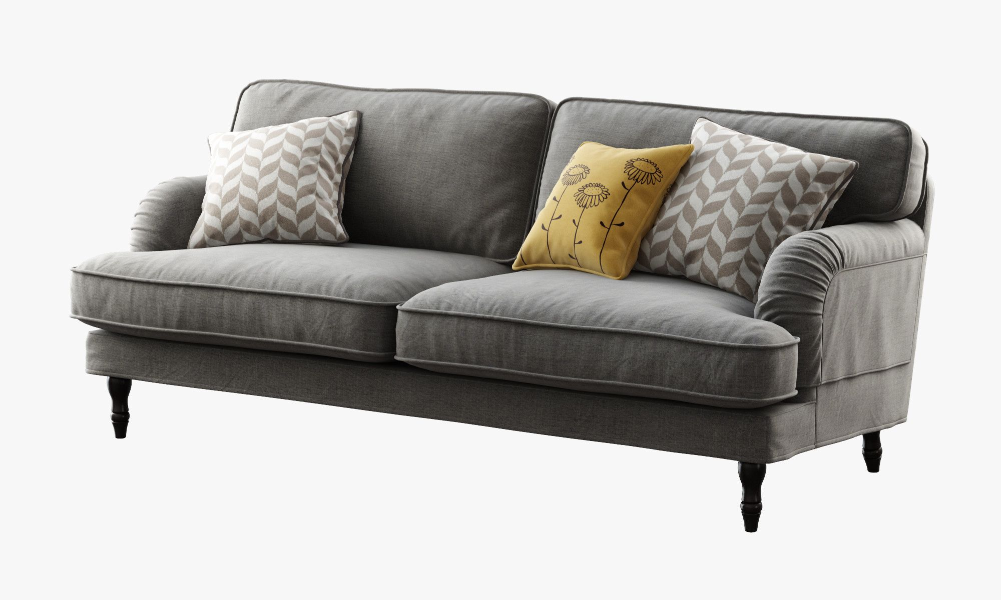 best sofa singapore review reclining with left chaise ikea vilasund and backabro return of