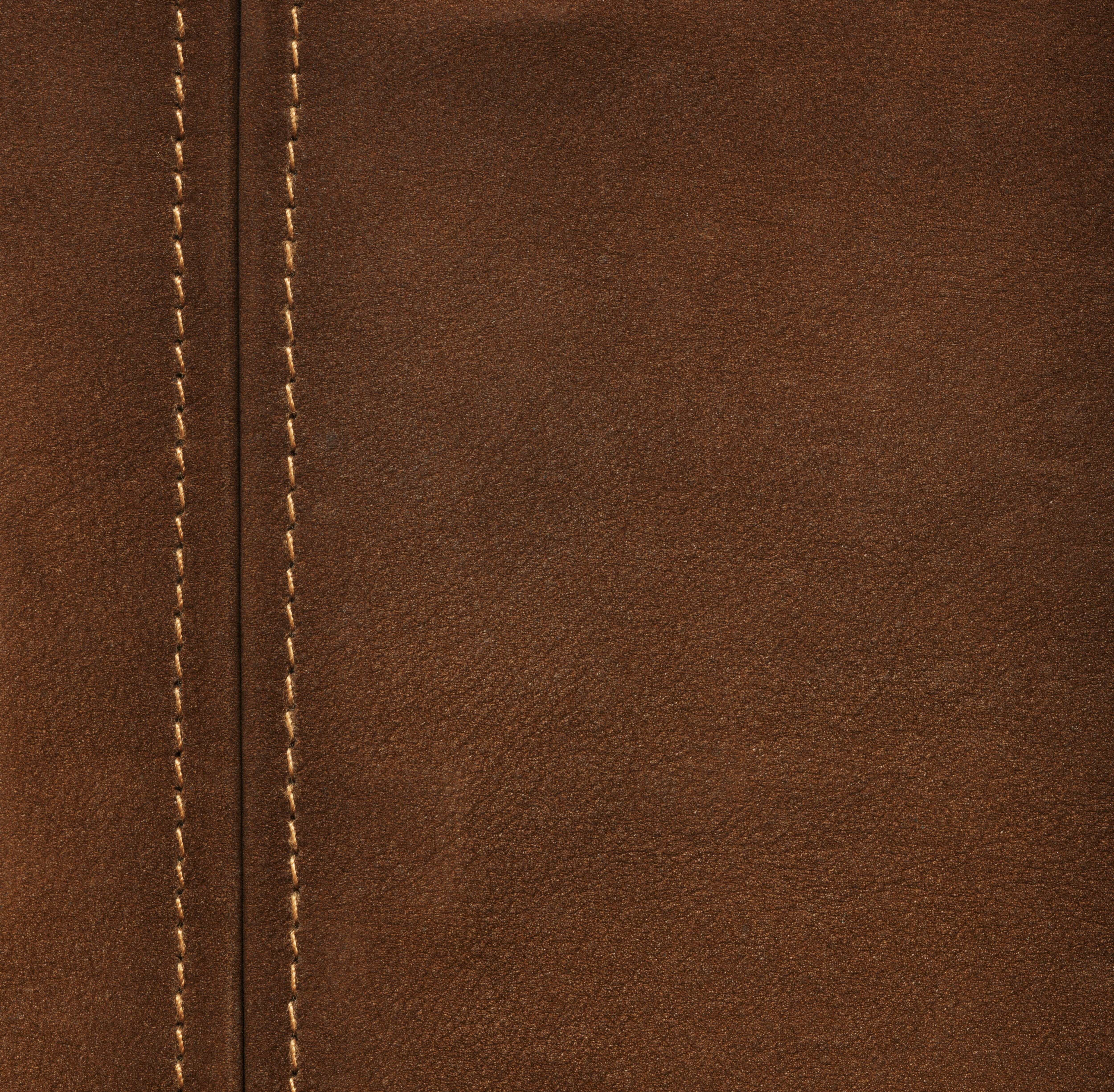 Download wallpaper leather, brown, leather, background, texture, stitch, thread, textures ...