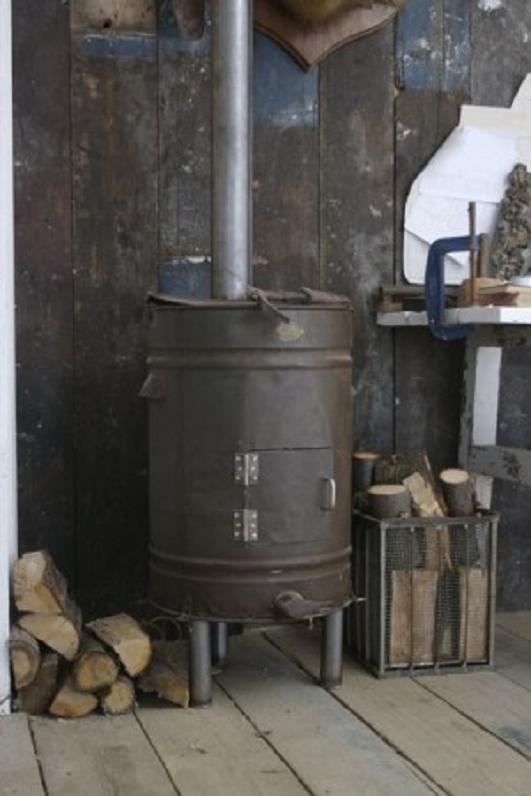 The Log Cabin Wood Stove Diy Wood Stove Barrel Stove