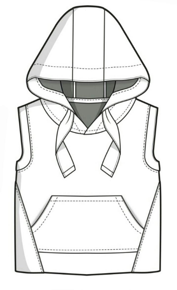 I A M S O K I T S C H Technical Flats Kids Clothes