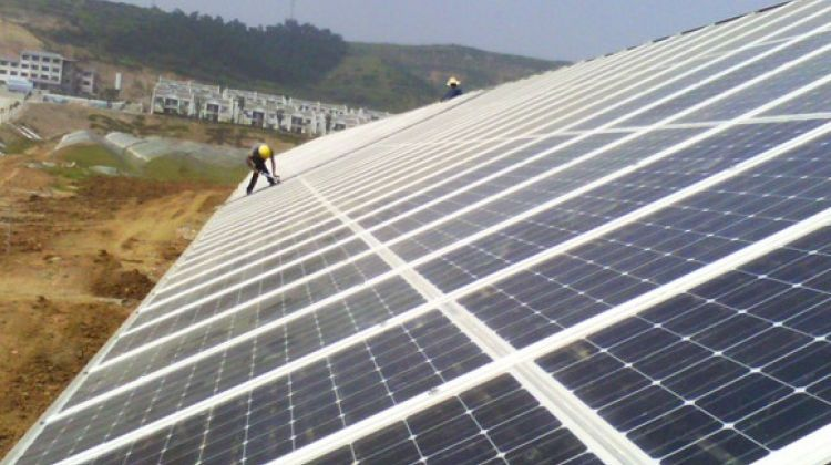 Risen Energy Breaks Ground On 117mw Pv Project In Mexico Solar Best Solar Panels