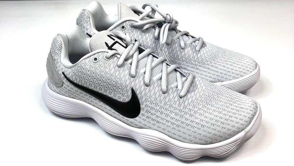 Nike Mens Hyperdunk 2017 Low 897663 100 WhiteBlack Pure