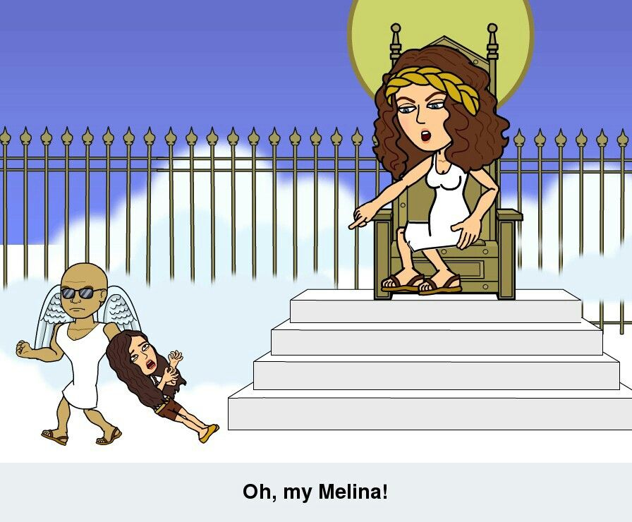 Bitstrips with friends