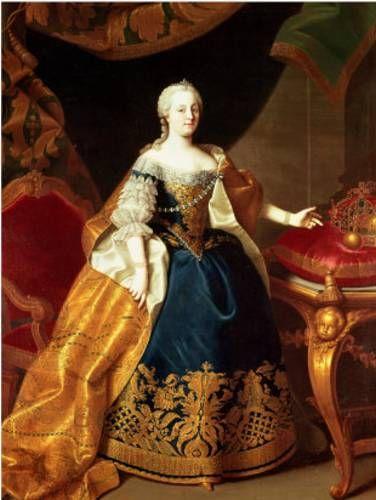 Photo of Marie Therese von Österreich