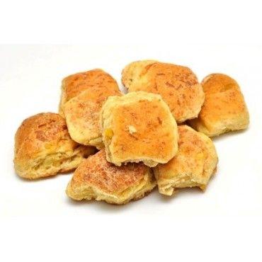 Biscoitos amanteigados crocantes