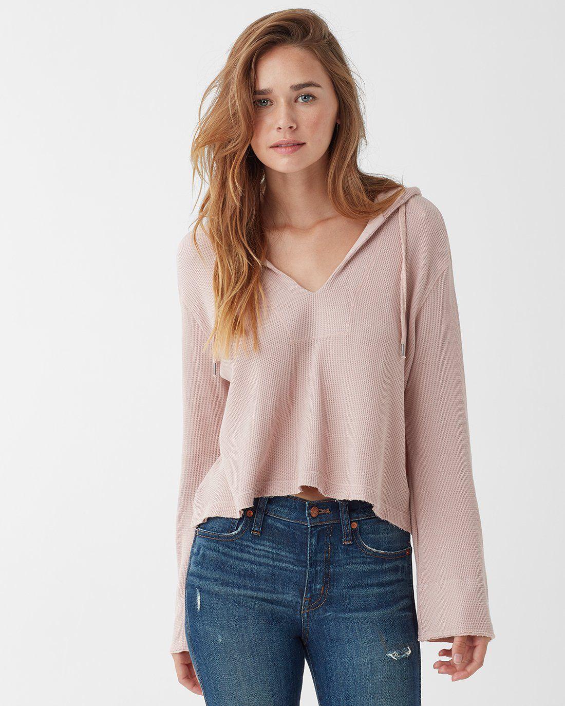 Best Sweaters For Women 2020 Vintage Thermal Hoodie   Best Sellers   Women | SPRING 2020 in
