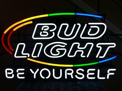 Bud Light Neon Signs - Signs - B