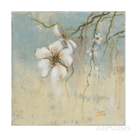 Cherry Blossom I Giclee Print by Patricia Pinto - at AllPosters.com.au