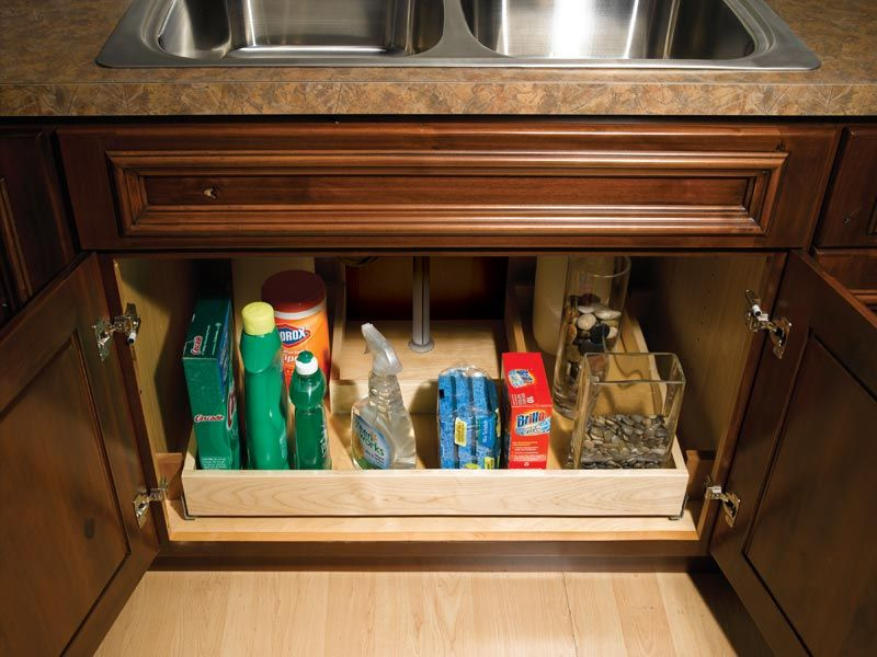 Cabinet Accessories For Custom Kitchen Cabinetry