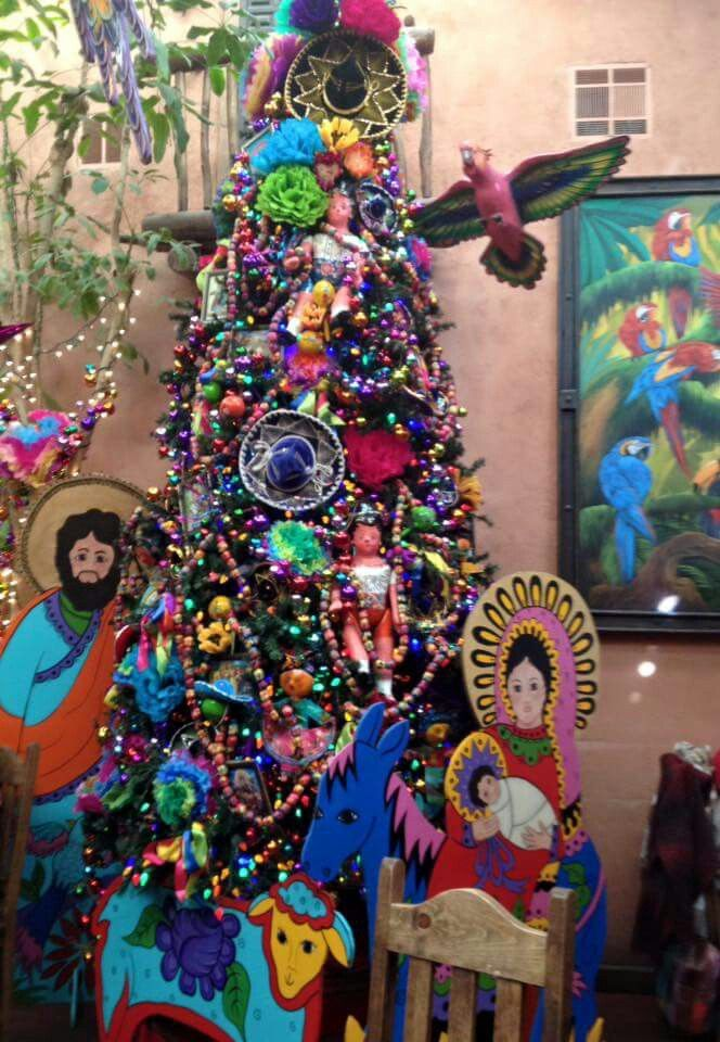 Mesilla New Mexico Mexican Christmas Navidad Mexicana Navidad