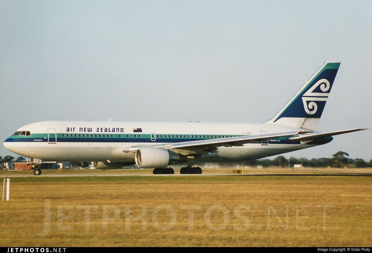 Air New Zealand Boeing 767219(ER) Air new zealand, Air