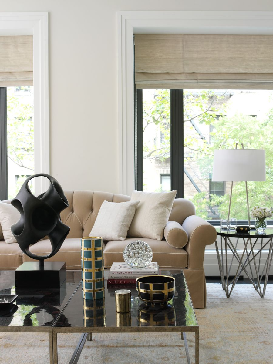 93rd Street Sales Center | In a tailor-feeling living room, a ...