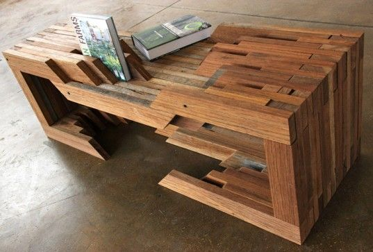 17 Best images about Furniture out of reclaimed Materials on .