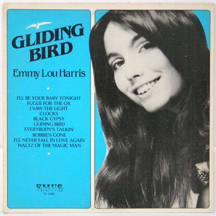 Gliding Bird Emmy Lou Harris Emmylou Harris Never Fall In Love Falling In Love Again