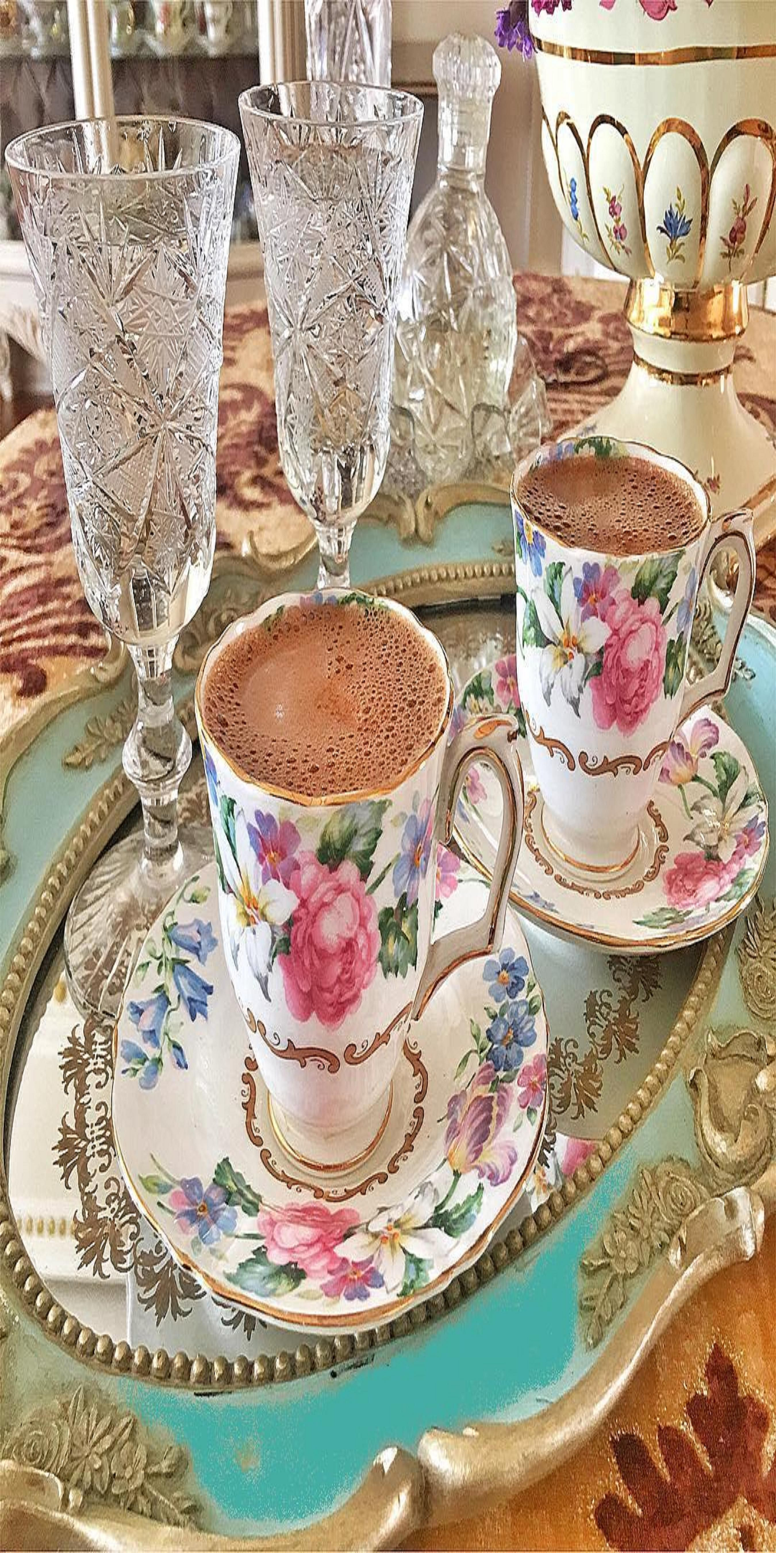 Pin by ivanka kostova on КАФЕ Tea culture, Coffee time