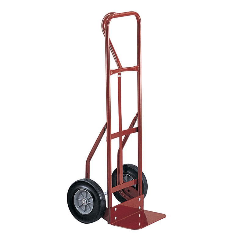 Safco 4084R Loop Handle Hand Truck