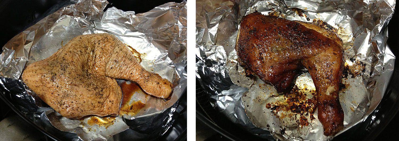 Chicken Thigh Airfryer Recipe Airfryer recipes Onion