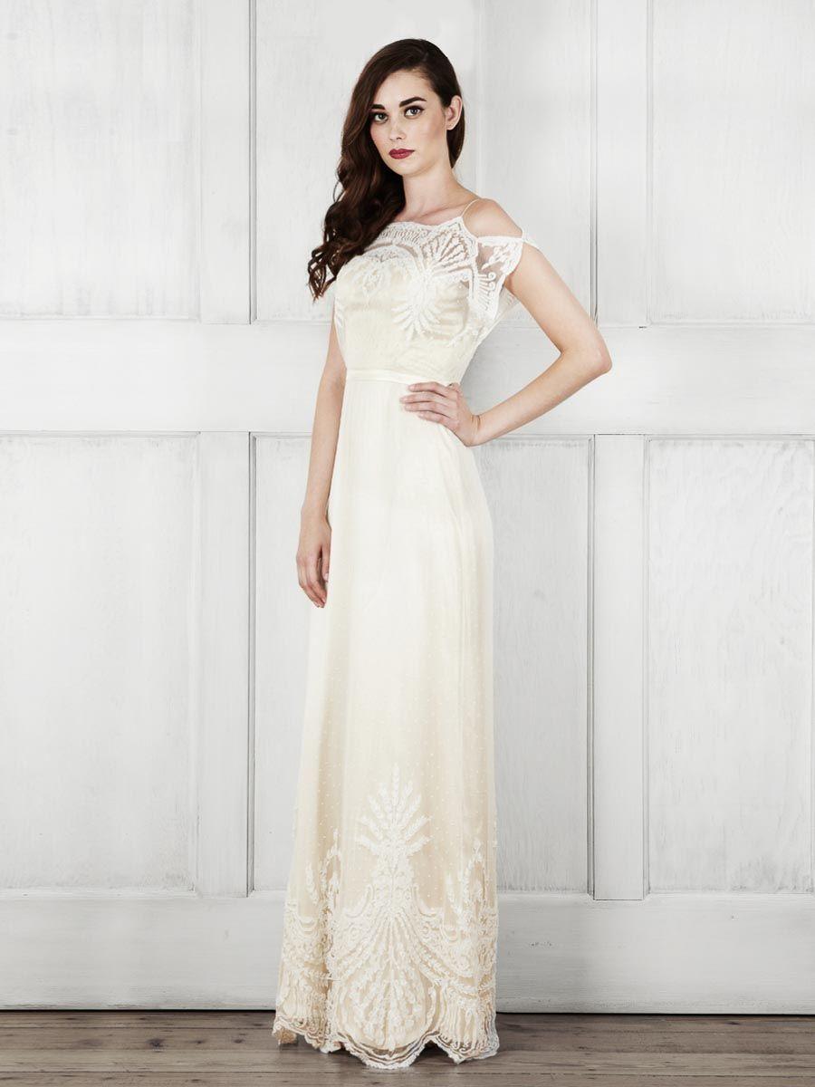 Catherine Deane  Brautkleid, Braut, Hochzeitskleid 20er