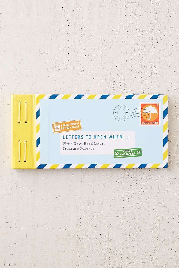 Cannot think of a BETTER gift! Letters To Open When #bestgifts