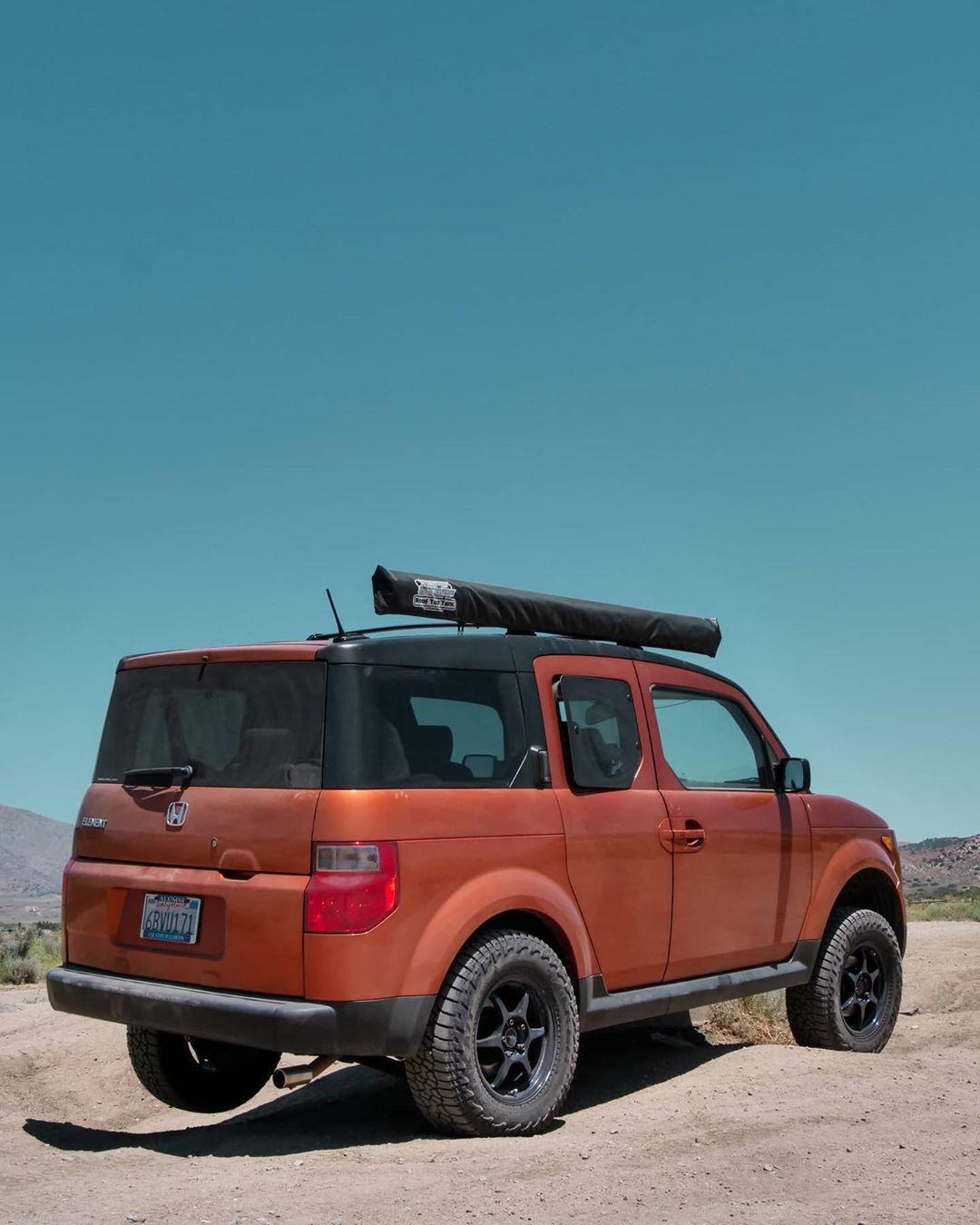 11++ Honda element off road ideas