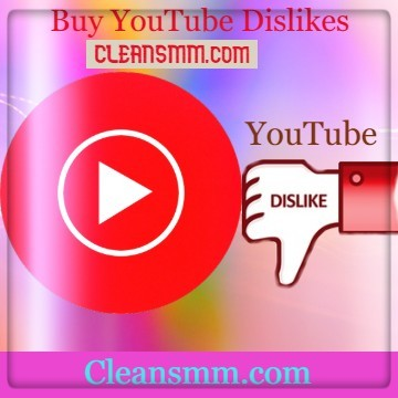 Buy YouTube Dislikes #programingsoftware