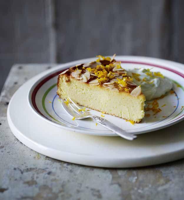 James Martin Gluten Free Orange Cake