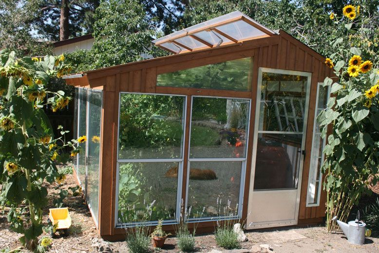 passive solar greenhouse - cool! Aquaponie Pinterest Aquaponie