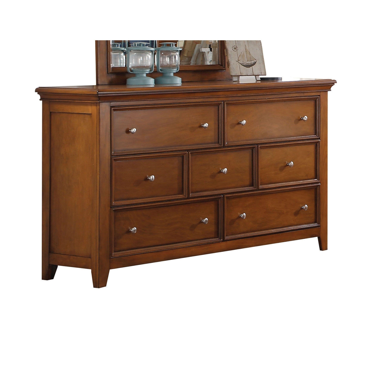 Acme Furniture Lacey 7drawer Dresser (White N/A) Acme