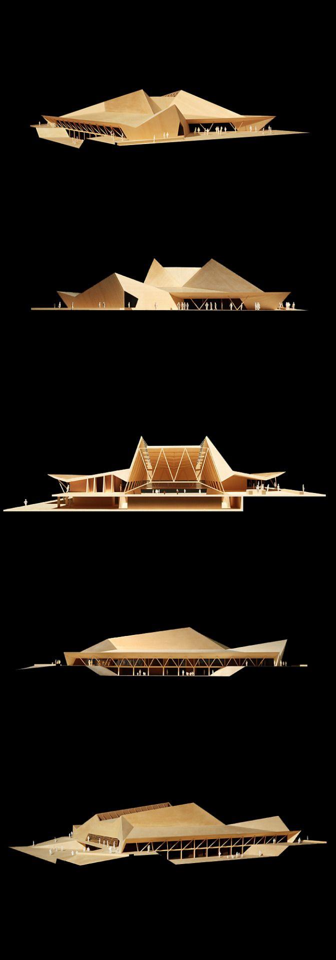 Marpole-Oakridge Community Centre | Patkau Architects Location: Vancouver, British Columbia, Canada | 2010-2011