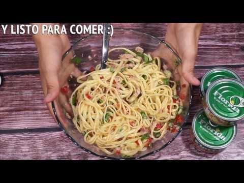 Buscas Una Receta Facilita Con Atún Y Pasta Esta Receta Te Encantará Comida Peruana Recetas