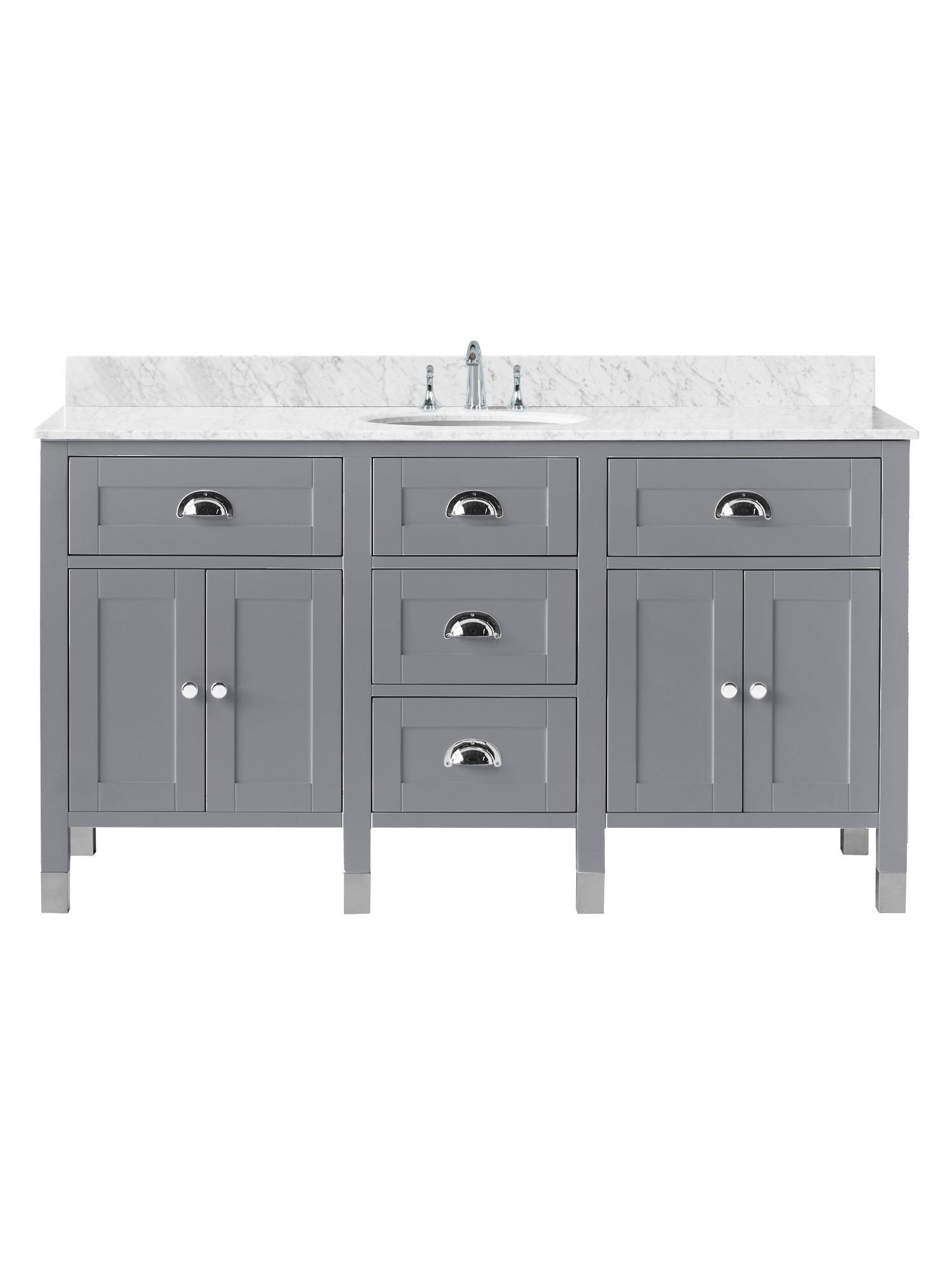 Freestanding Bathroom Vanity With A Sleek Design Our Aurora Is A