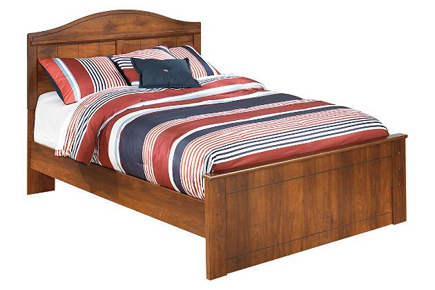 Barchan Full Panel Bed by Ashley HomeStore, Brown Products