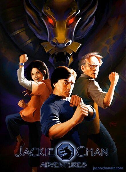Jackie Chan Adventures Realistic Jackie Chan Adventures