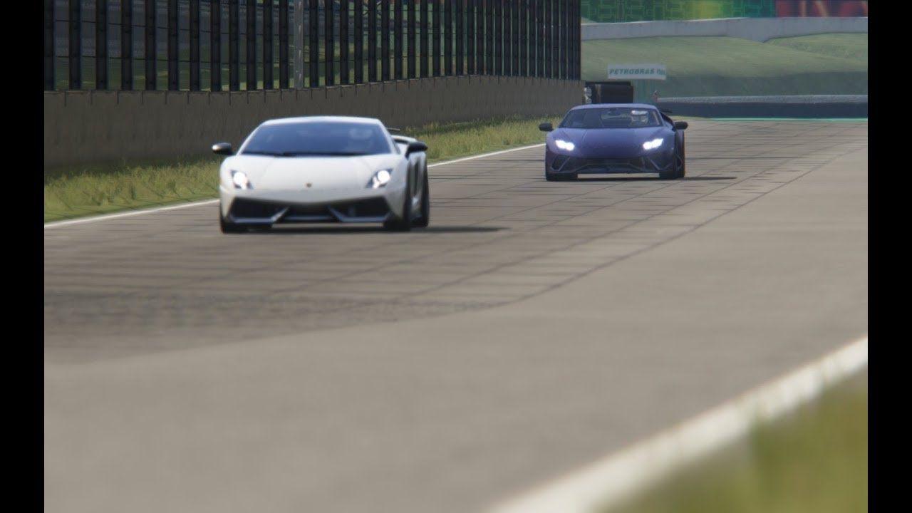Lamborghini Huracan Performante Vs Lamborghini Gallardo Sl At