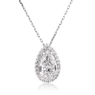 356ct pear shape diamond necklace pendant list price 5997200 356ct pear shape diamond necklace pendant list price 5997200 your price 3659500 aloadofball Image collections