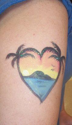 Hawaiian Lei Flower Tattoo For Ankles Google Search Neck Tattoo Sunset Tattoos Hawaiian Flower Tattoos