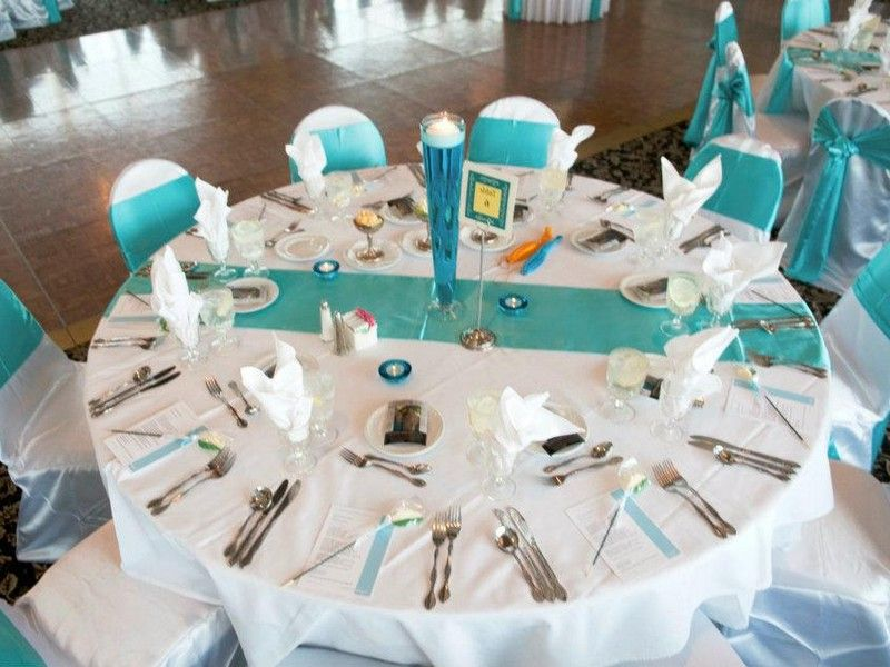 Table Runner For Round Table Wedding | Home Design Ideas