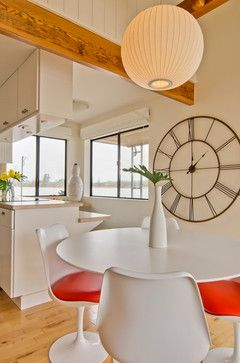 House boat living - contemporary - kitchen - portland - Kimberlee Jaynes