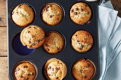 schnelle schoko bananen muffins schoko bananen muffins bananen muffins und bananen. Black Bedroom Furniture Sets. Home Design Ideas
