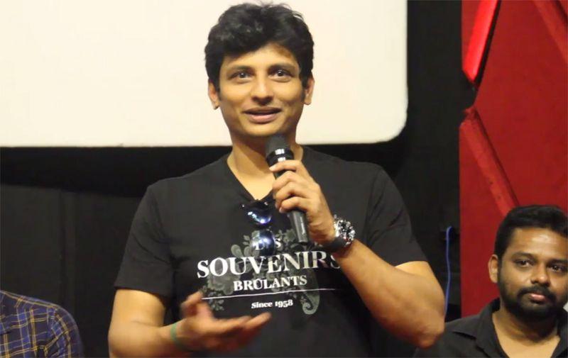 Celebrities Speech @ Kalathil Santhippom Movie Press Show