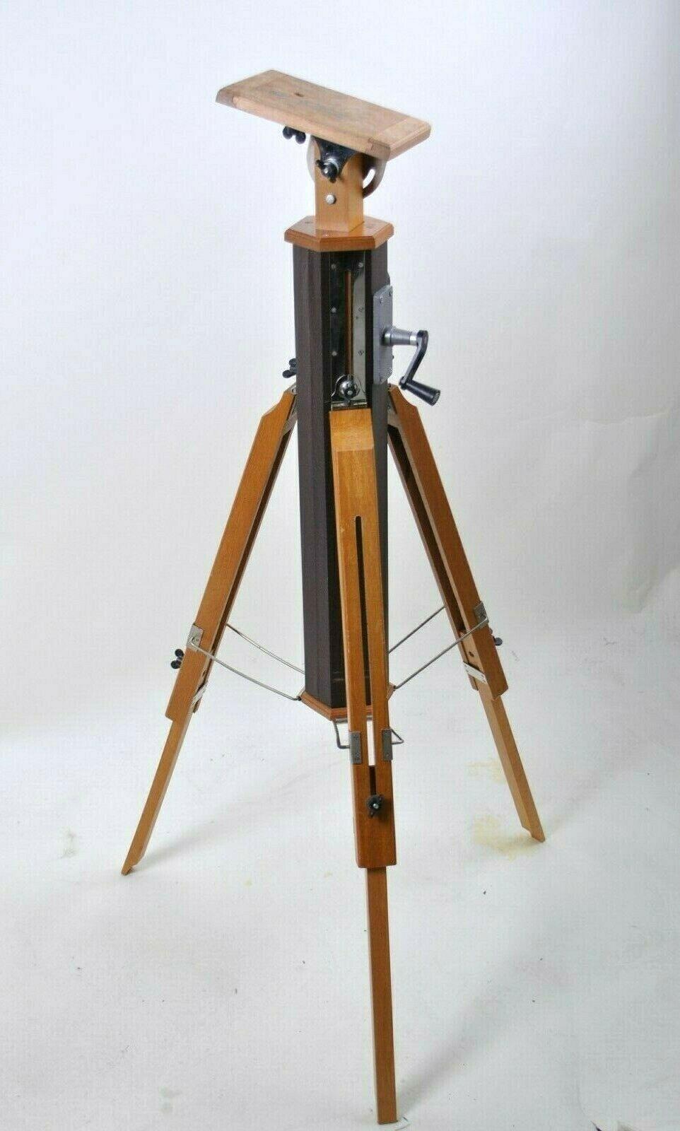 Tripod Wooden USSR Vintage