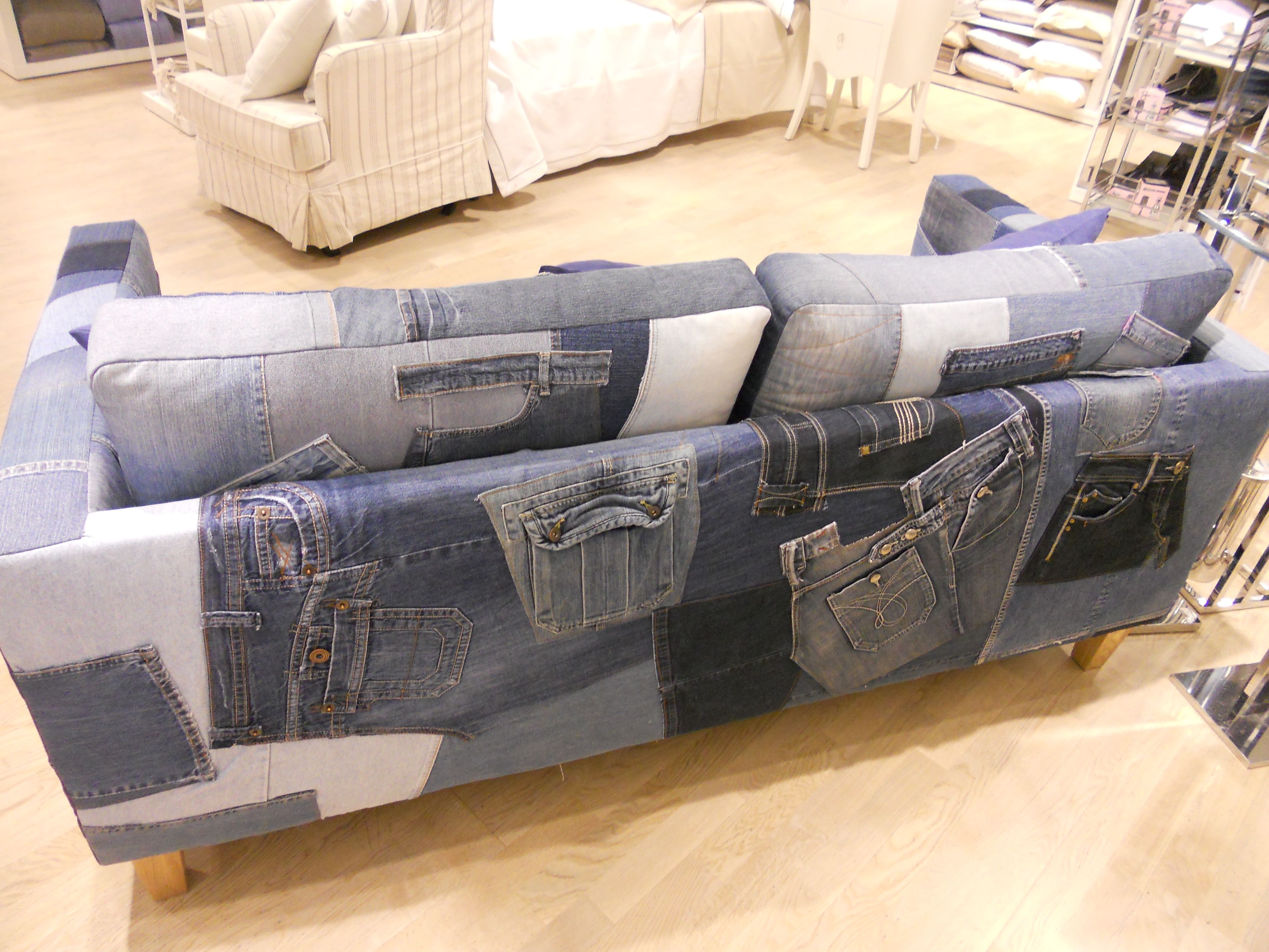 50 Denim Jeans Re purpose Recycle Crafty Inspirations