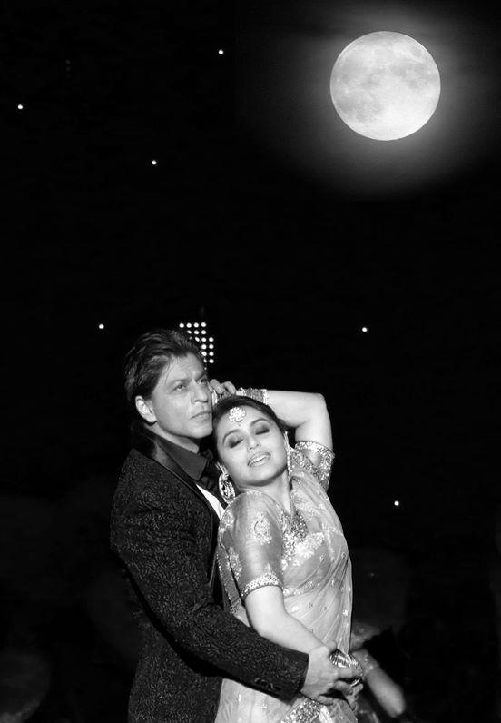 Shah Rukh Khan and Rani Mukherji Pinterest Beğenilerin
