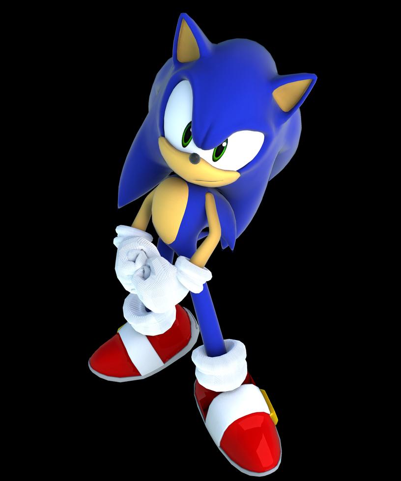 Sonic Adventure Dx Pose By Criselerizo Sonic Sonic Adventure Dhp