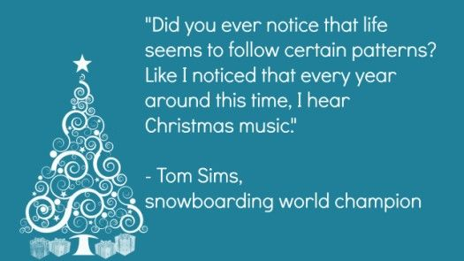 Did You Ever Notice That Life Seems To Follow Certain Patterns Like I Noticed Every Year Around This T Christmas Quotes Funny Christmas Humor Christmas Quotes