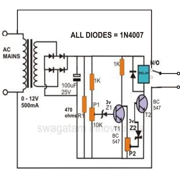 photodiode circuit dark sensor using transistor phototransistor and